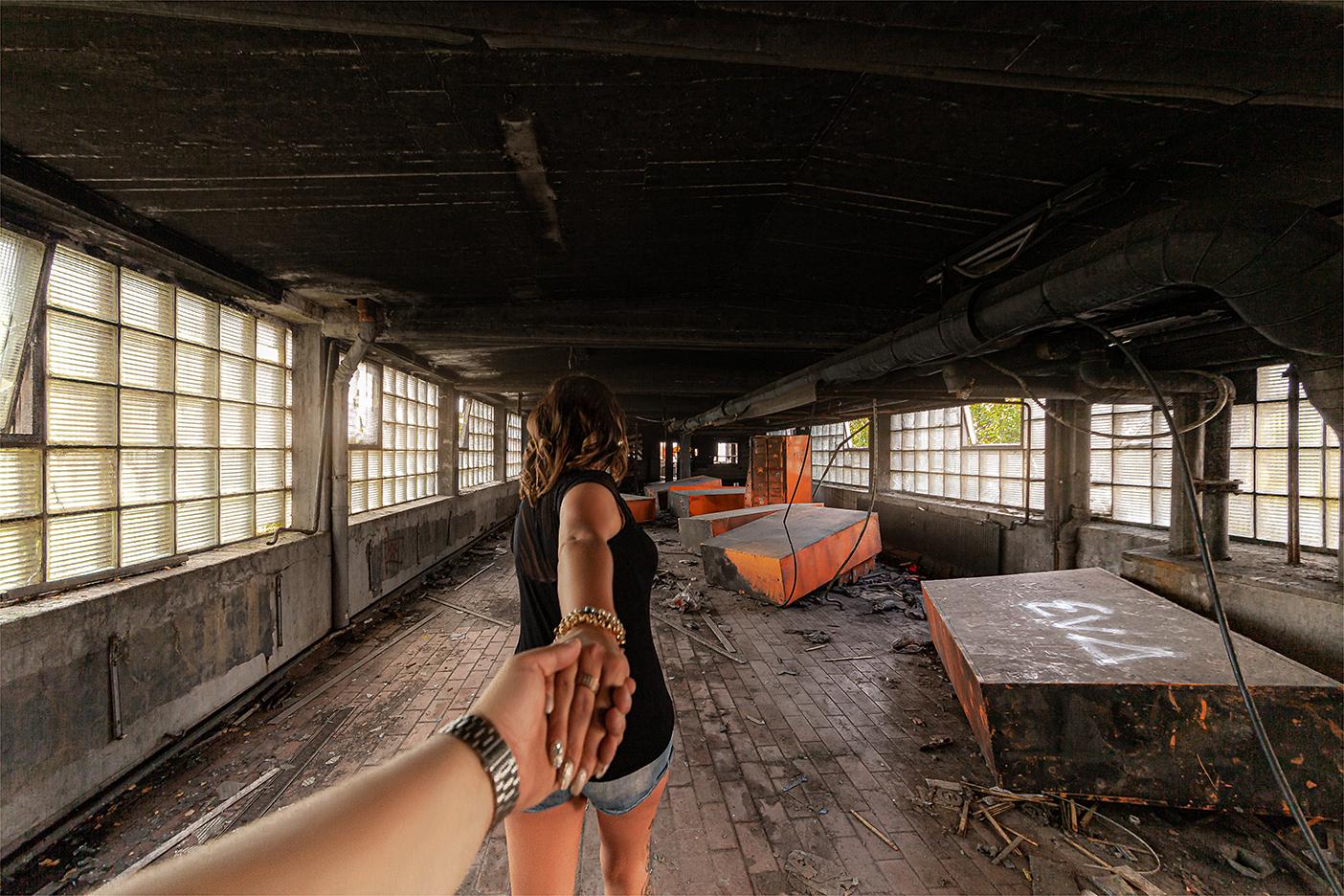 Follow me till the end